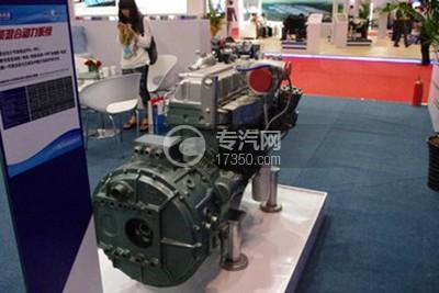 玉柴YC6J180-46发动机