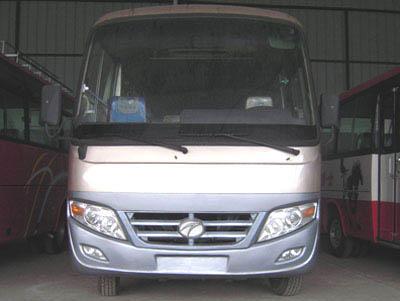 KWD6590QC型客车燃油公告参数图片