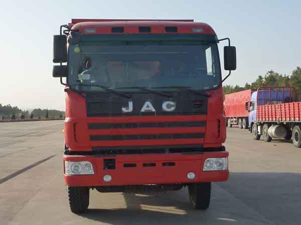 HFC3251K1R1T型自卸汽车燃油公告参数