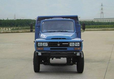 DFD3120F8型自卸汽车燃油公告参数