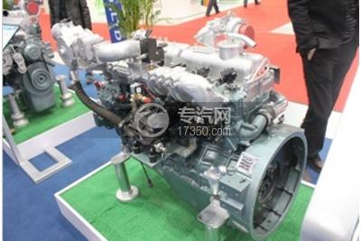 玉柴YC6J210N-52发动机