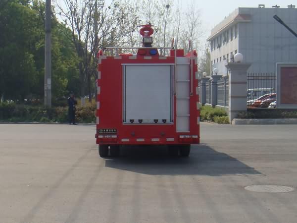 东风多利卡单桥国五水罐消防车2