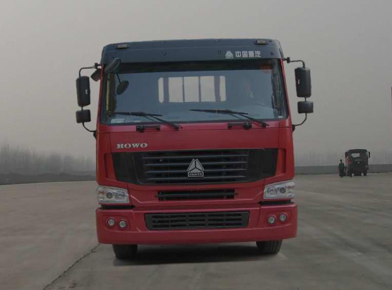 ZZ1257M5847C型载货汽车燃油公告参数