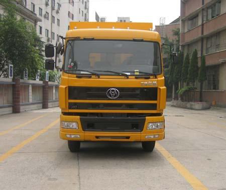 STQ3307L16Y6B3型自卸汽车燃油公告参数