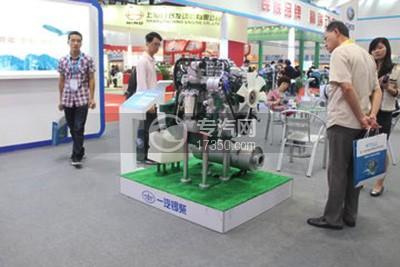 锡柴4DX23-140E5发动机