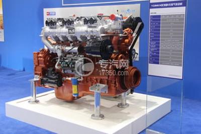 玉柴YC6MK280N-50发动机