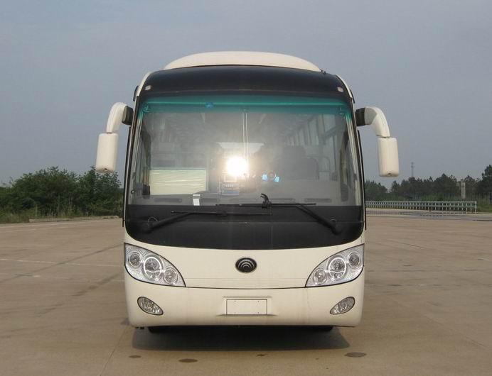 ZK6102H型客车燃油公告参数