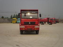 ZZ3164K4315C1型自卸汽车燃油公告参数