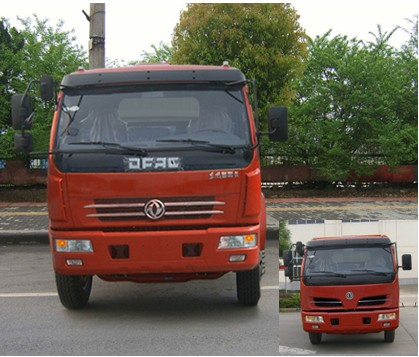 EQ1160GZ12D7型载货汽车燃油公告参数