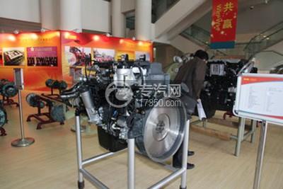 重汽MC07.24-50发动机
