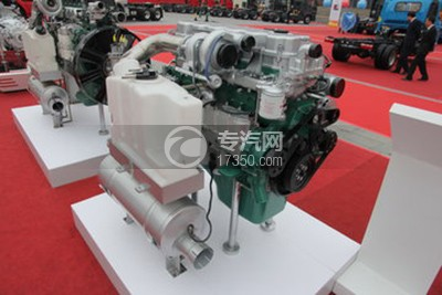 锡柴CA6DK1-28E5发动机