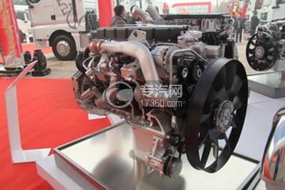 重汽MC07.34-50发动机