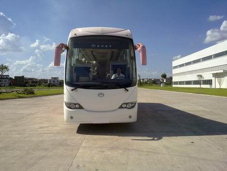 BY6128A型旅游客车燃油公告参数