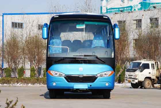 LCK6750D4H型客車燃油公告參數