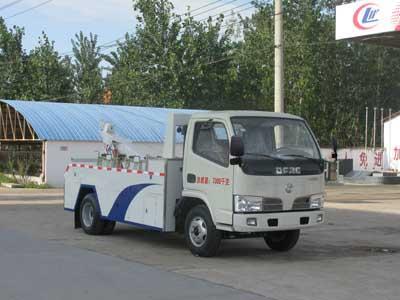 东风多利卡拖吊联体国五清障车