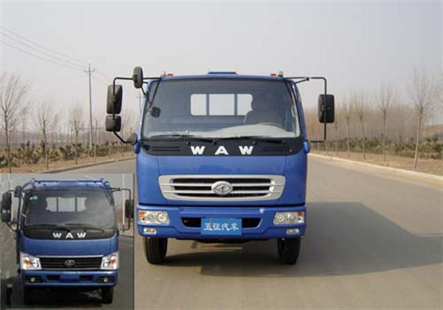 FD1141P8K4型载货汽车燃油公告参数