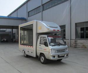 福田驭菱4x2国五LED广告车