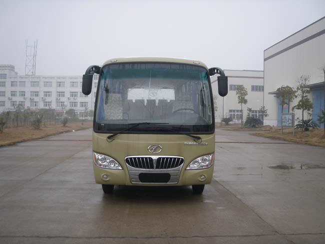 PK6661HQD4型旅游客车燃油公告参数