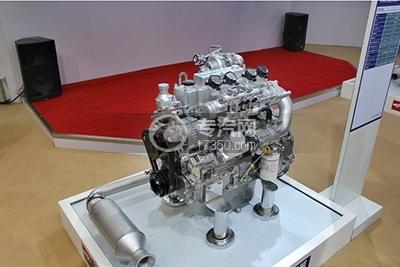 玉柴YC4FA115-50发动机