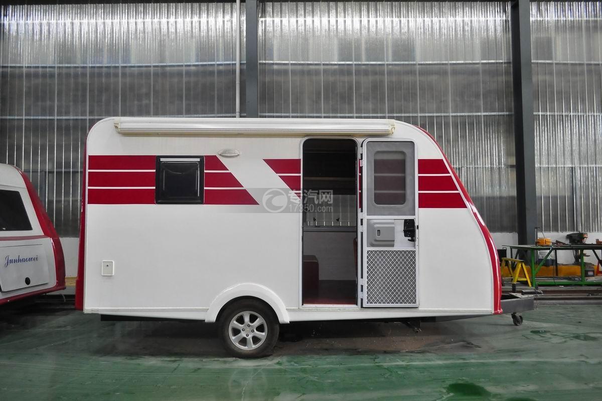 俊浩威拖挂式房车