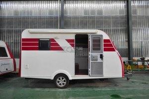 俊浩威拖挂式房车图片