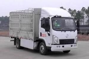 陕汽轩德9系4x2纯电动仓栅式运输车