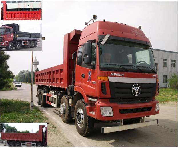 BJ3313DMPKF-XB型自卸车燃油公告参数