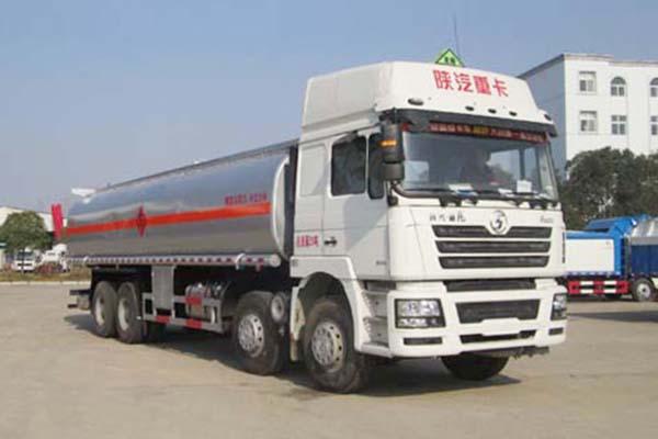 陕汽德龙F3000前四后八国五20.87方运油车