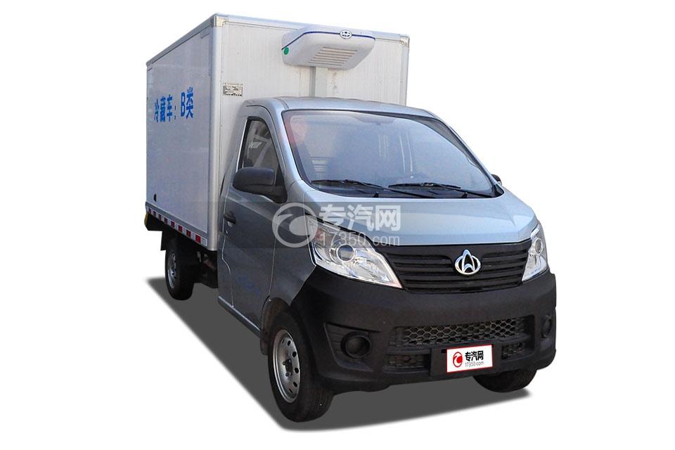 长安星卡国五2.68米冷藏车