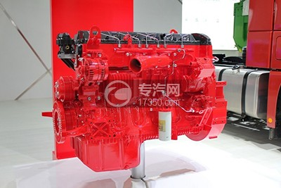 福田康明斯ISGe5-360发动机