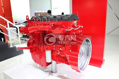 福田康明斯ISGe5-320发动机