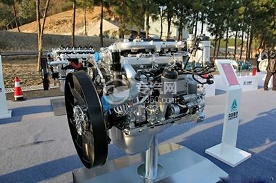 重汽MC05.16-40发动机