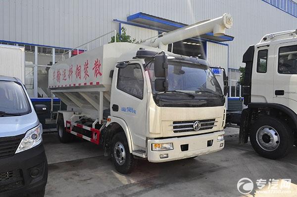 散装饲料运输车需具备哪些特点