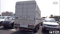 福田时代康瑞H2仓栅货车细节展示