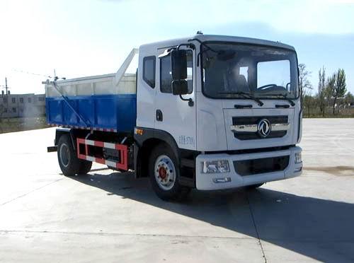东风多利卡D9自卸式垃圾车