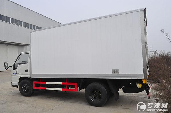 3米多貨箱的廂式貨車哪個牌子的好?