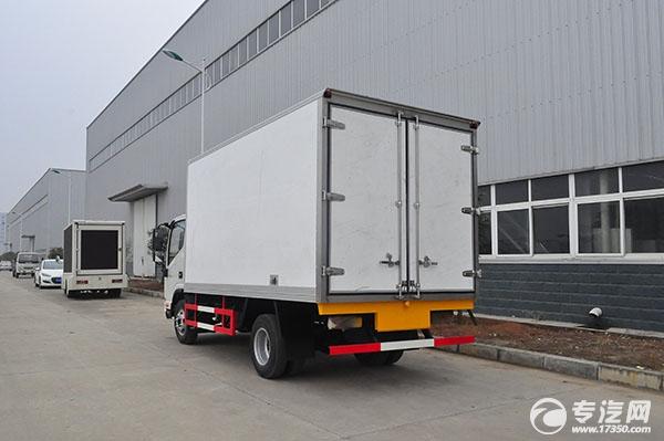 9.6米厢式货车大概能装多少方货物?