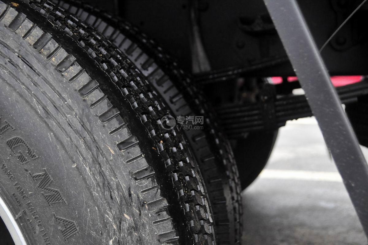 大运奥普力单排冷藏车轮胎