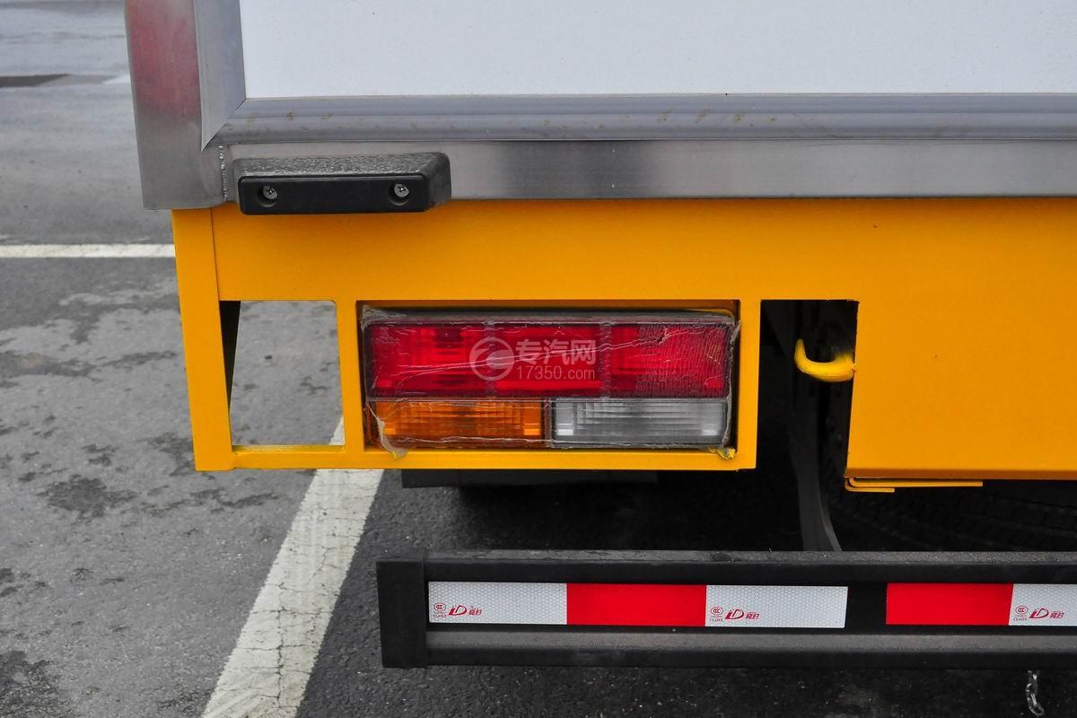 大运奥普力单排冷藏车尾灯