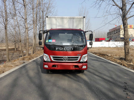 BJ5049XXY-AA型厢式运输车燃油公告参数