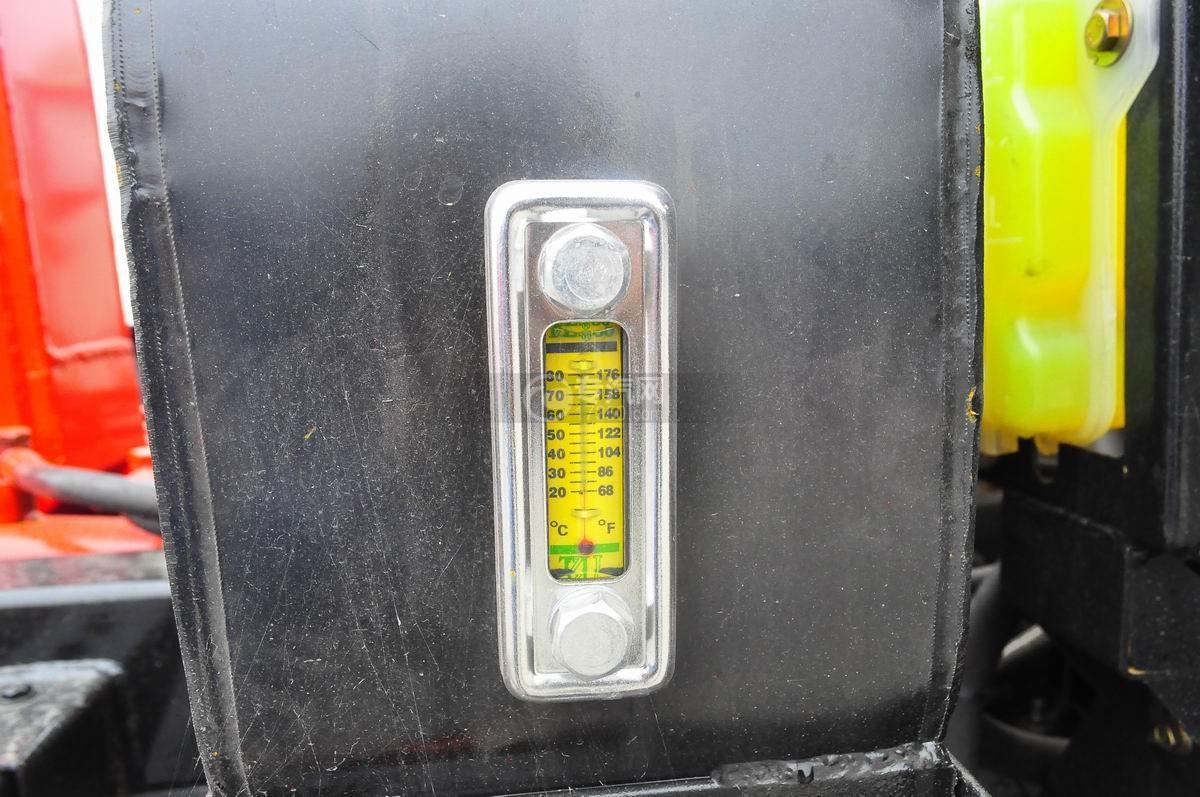 大运奥普力勾臂式垃圾车液压油箱刻度表