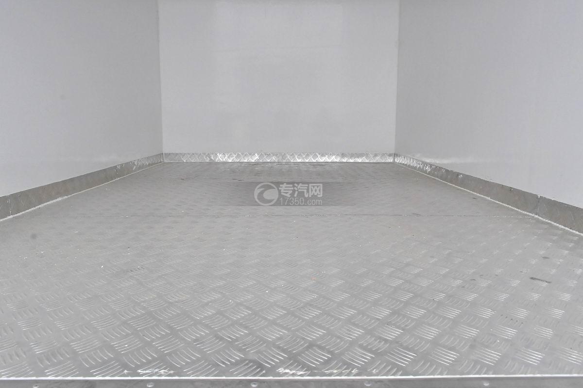 大運奧普力國五排半冷藏車廂體防滑地板