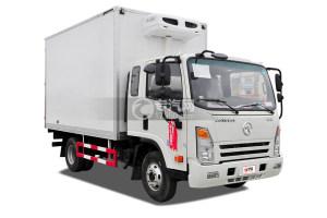 大运奥普力排半宽体3.75米冷藏车