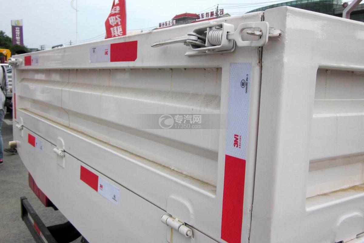 大運奧普力2噸飛濤直臂隨車吊貨箱2