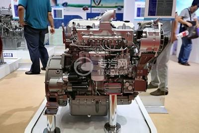 玉柴YC4EG180-40发动机