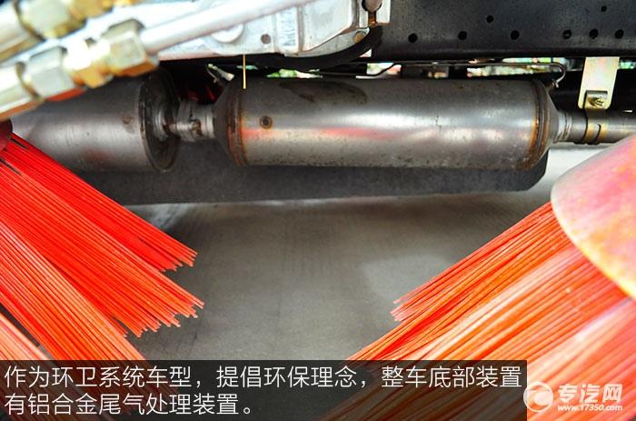 铝合金尾气处理装置