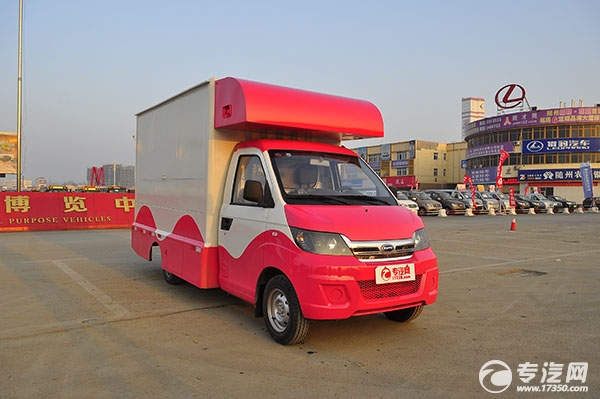 售货车中性价比最高的是长安售货车吗?