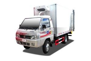 东风小霸王V冷藏车(医疗物品运输车)