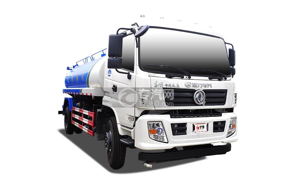 东风专用底盘国五12吨洒水车