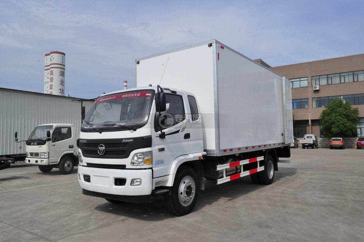 福田欧马可国五厢式运输车图片
